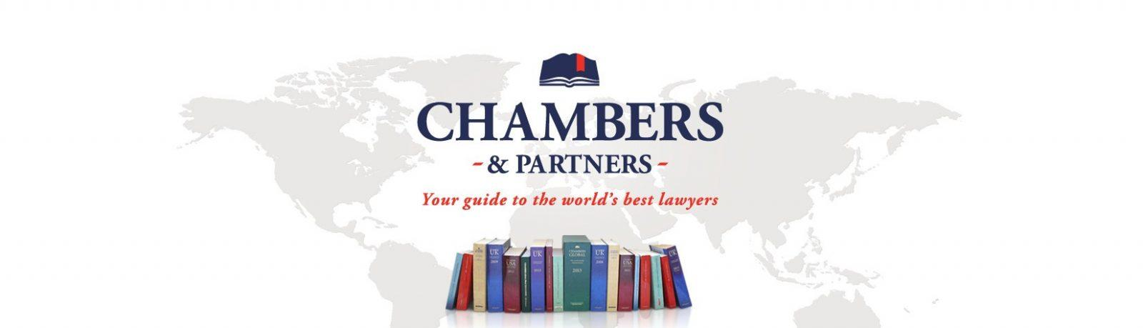 The Firm ranked in Chambers Global 2017
