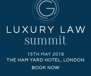 The London Luxury Law Summit 2018