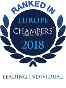 Scarpellini & Naj-Oleari nel ranking Chambers & Partners 2018